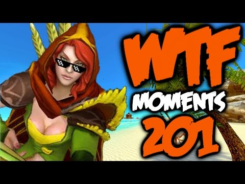 Dota 2 WTF Moments 201