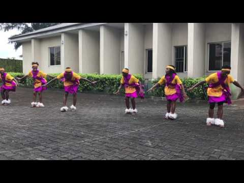 Learn the Ogoni traditional dance