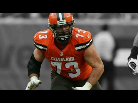 "Joe Thomas || ""The Immovable Object"" 