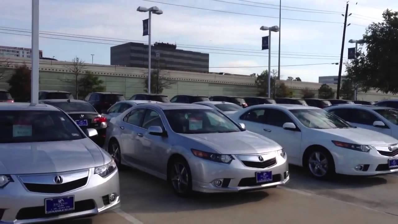 Houston Texas Acura Dealer John Eagle Acura YouTube - Houston acura dealerships