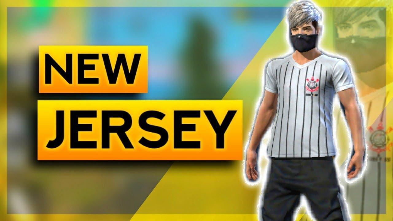 Free Fire Live New Jersey Feel Like Nobru Fun Masti Gameplay AO VIVO