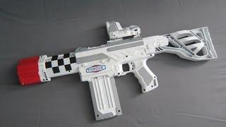 explosive nerf assault rifle borderlands torgue assault rifle replica