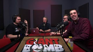 Giant Bombcast 523: Realistic Wad of Flesh