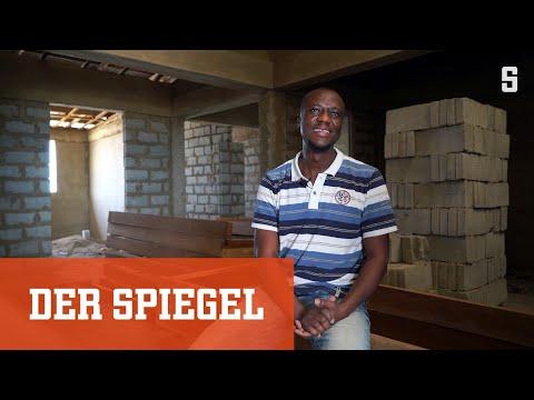 Dortmunder Arzt baut Krankenhaus in Ghana: Dr. Okaes schwerste OP