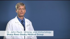 Dr. John Pauls, Allergy and Immunology