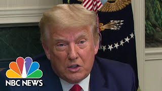 Ex-Intel Officials Worried About Trump's Access To National Security Secrets | NBC News NOW