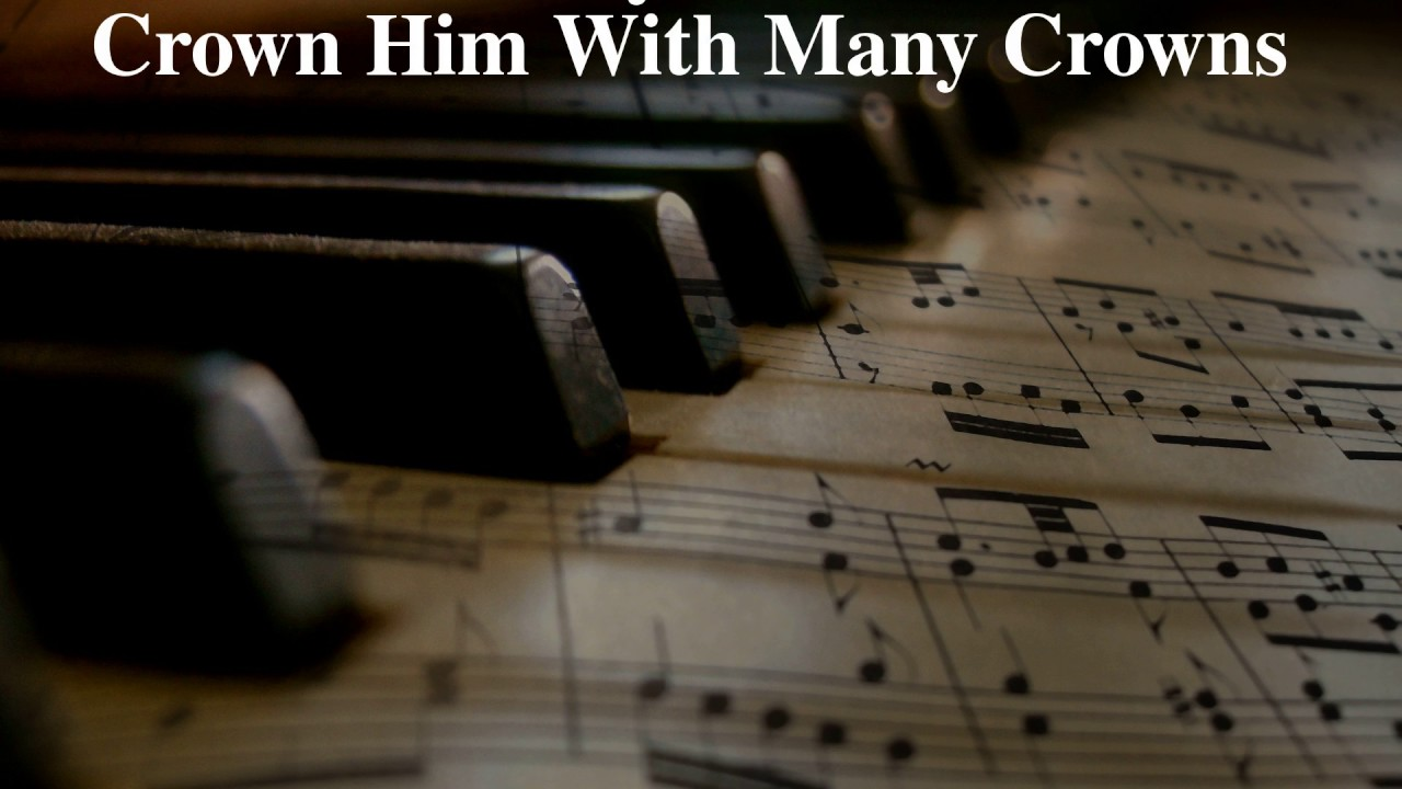 SDA Hymnal 223 – Crown Him With Many Crowns fv - YouTube