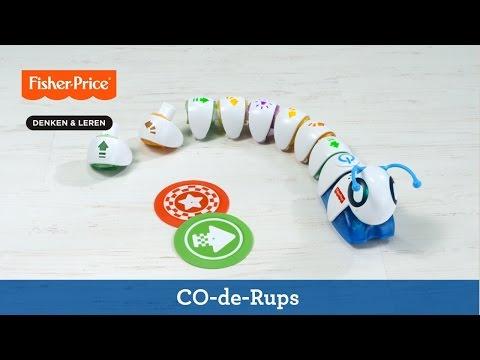 Fisher-Price Co-de-Rups
