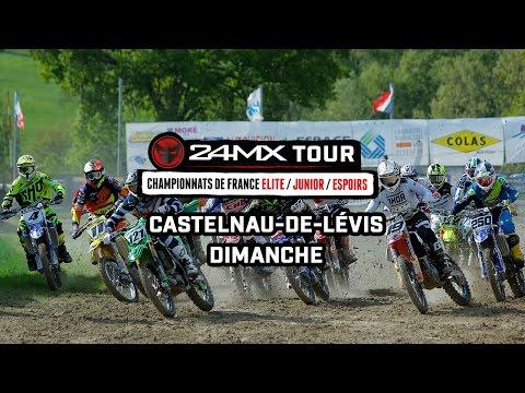 Résumé vidéo Castelnau-de-Levis dimanche