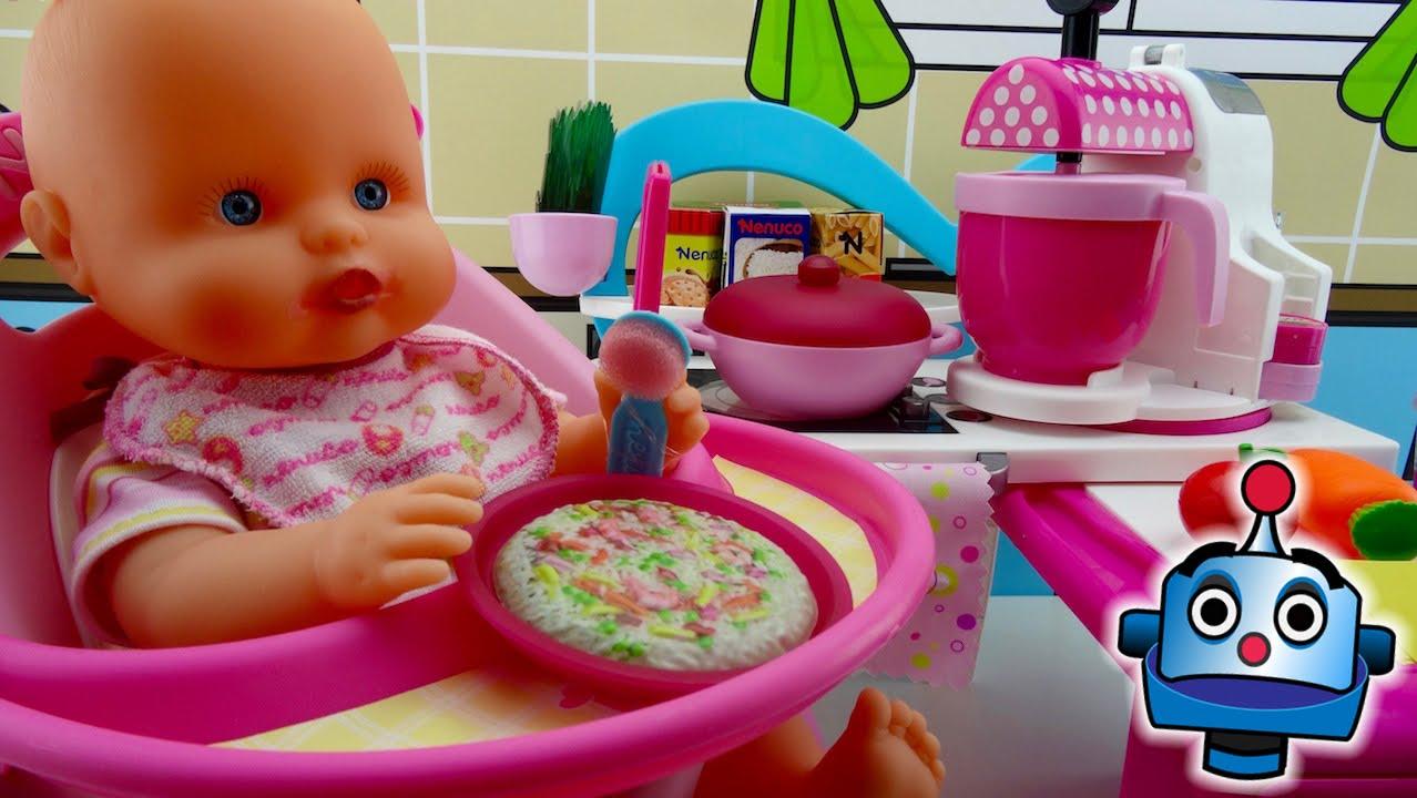 Beb come en la cocina de nenuco youtube - Cocina de nenuco ...