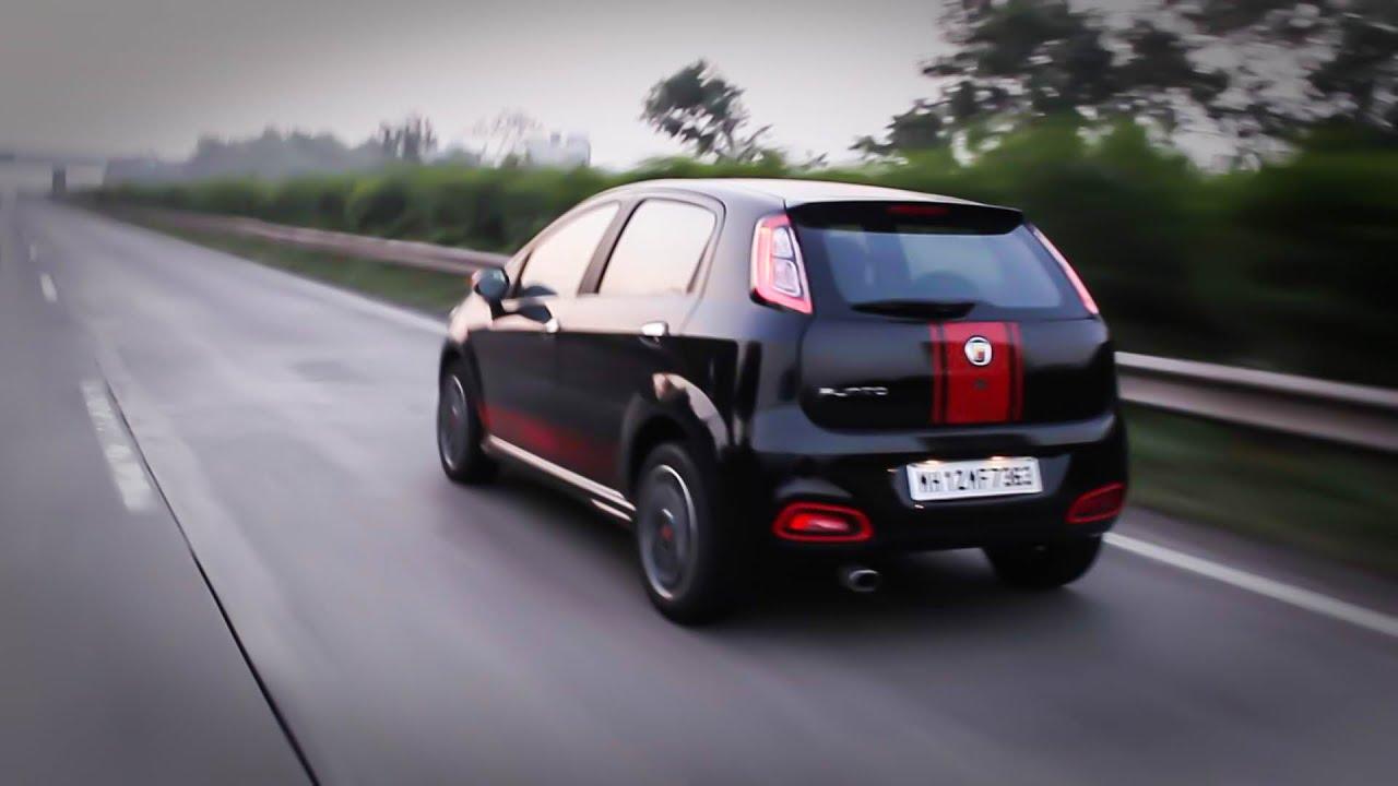 2015 Fiat Abarth Punto - The Scorpion Returns ! - YouTube