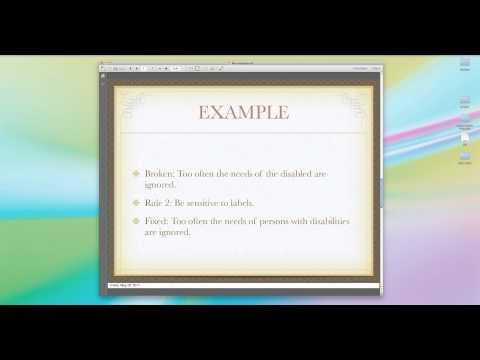 Reducing Bias in Language
