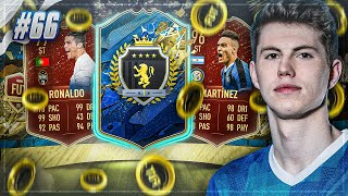 """MILLION-GEWINN"" in SERIE A TOTS ELITE 1 REWARDS! 😍🔥 I FIFA 20 PACK TO GLORY #66"