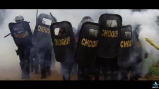 Formatura 16°COR - ROTAM - Goiânia - UseDrone