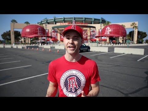 Trying to catch history at Angel Stadium (Day 1)