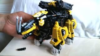 Zoids Titanus The Rebirth (zoids Custom Model Kit)