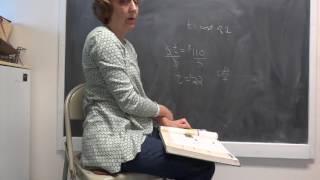 Gail Felker Math
