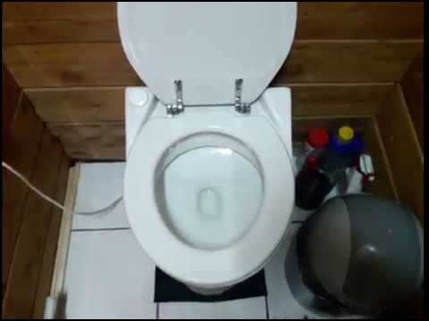 электрический туалет