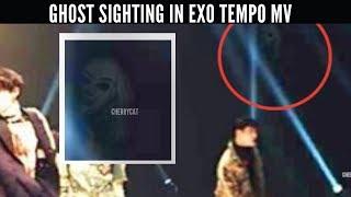 "Ghost Sighting in Exo ""Tempo"" MV"