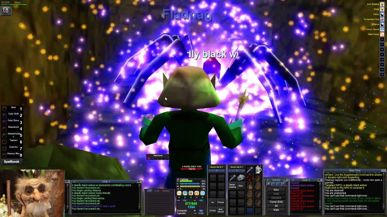 Everquest P99 Enchanter - Musings in Lower Guk