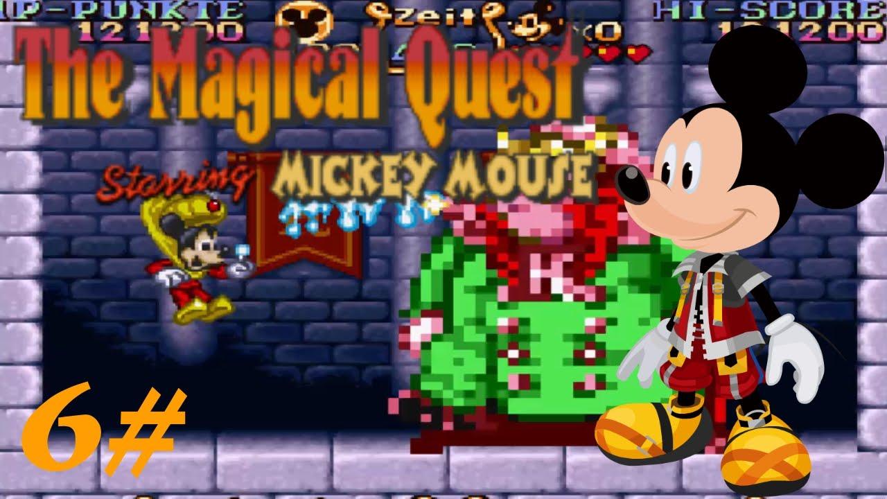 lp mickey maus the magical quest 6 für umsonst★  youtube