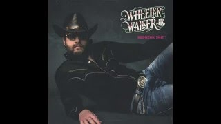 "Wheeler Walker Jr. - ""Beer, Weed, Cooches"""
