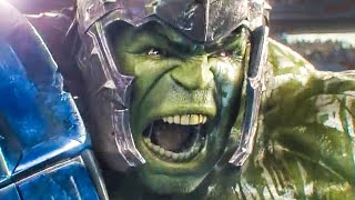 THOR 3: RAGNAROK All Trailer + Movie Clips (2017)