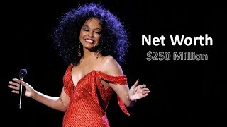 Diana Ross *Net Worth, Lifestyle, House Tour Inside && Outside 2018