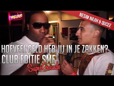 HOEVEEL GELD HEB JIJ IN JE ZAKKEN? (CLUB EDITIE SMF) - SUPERGAANDE INTERVIEW