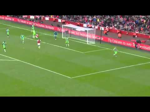 Arsenal vs Wolfsburg highlights 26/07/2015 Emirates Cup