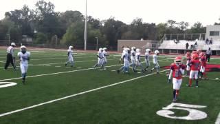 fbr tarheels 75lb football
