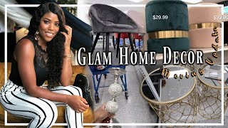 💙Glam Home💙 GLAM HOME DECOR AT ROSS | HOUSE UPDATE | AMAZON PRIME DAY DEAL | DITL
