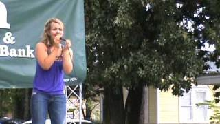 Cold Day In July by Dixie Chicks Cover by Rebecca