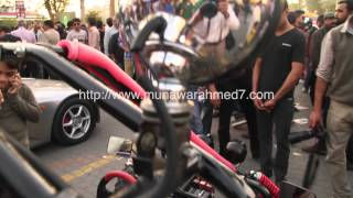 Lahore Auto Show Pakwheels 16 March 2014 Liberty Market Lahore Pakistan HD 1080p