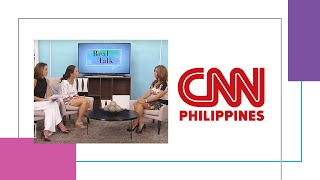 About ThetaHealing® on CNN Philippines with Sanaiyah Gurnamal