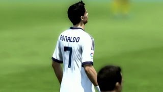 "FIFA 13 ""Barcelone-Real Madrid"" Gameplay PS3"