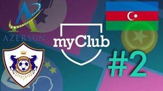 PES 2016 MyClub Bölüm 2 Champions League