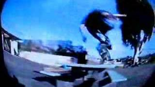 Backside flip picnic table lock wood  1996 Cameron Postforoosh