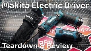 Makita DF012D Electric Screwdriver Review