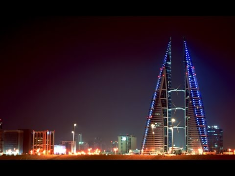 World Trade Center SkyScraper Green Energy - Manama Bahrain