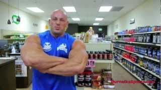IFBB PRO Robert Burneika & His new supplement line 2017 Video