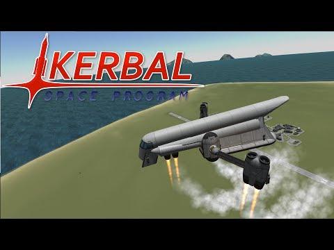 Subscriber Designs - The VTOL Episode - Kerbal Space Program