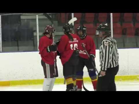 Casselman Community Hockey Tournament Highlights Tuesday 2019 Youtube