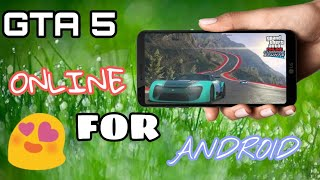 GTA 5 ONLINE FOR ANDROID GAME DOWNLOAD