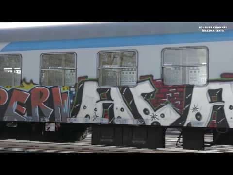 slovenian trains HD (#584)_ljubljana main station 20170220