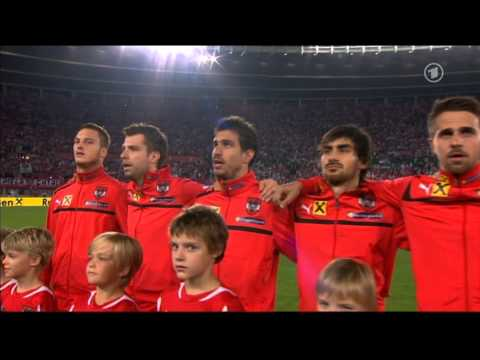 National Anthem of Austria - Land der Berge, Land am Strome