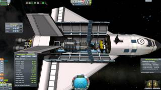 Kerbal Space Program - Kerbal Realism - Ep 10 - Shuttle Launch