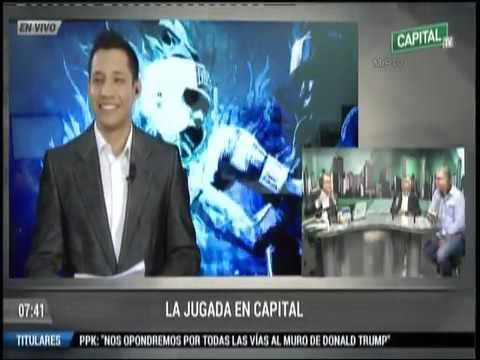 Phillip Butters vacila a Paul Perez tras el historico triunfo de Peru (4) vs Paraguay (1)
