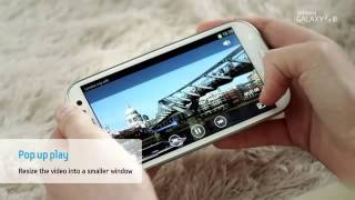 GALAXY S3 Official Demo Greatness ( Comercial ) 2013