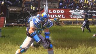 Christian Plays Blood Bowl 2 [PS4 Gameplay]